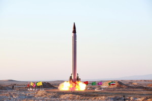 Emad missile test (Photo Credit: Fars News)