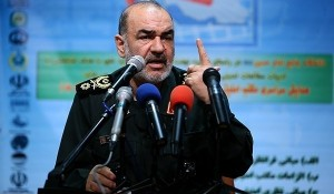 IRGC Salami Threatens Israel (Photo Credit: Fars News)