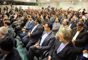 IRIB Meeting with Ayatollah Khamenei (Photo Credit- IRIB)