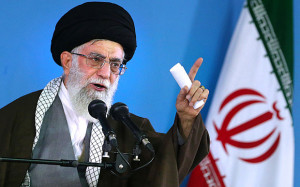 Supreme Leader Ayatollah Khamenei (Photo Credit: IRIB)
