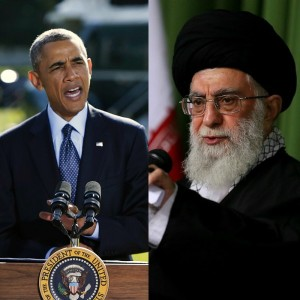 khamenei and obama