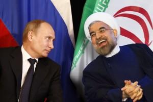 Putin and Rouhani (Photo Credit: ABNA)