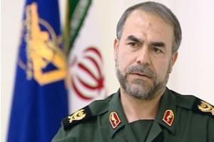IRGC's Yadollah Javani (Photo Credit: Trend News)