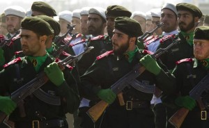 IRGC (Photo Credit- Al Arabiya)