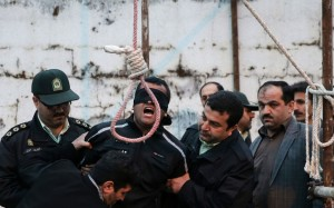 2014 Execution in Iran (Photo Credit: Arash Khamooshi/AFP/Getty Images)