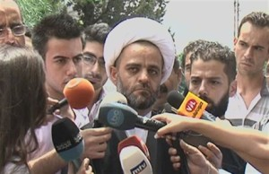 Sheikh Abbas Zgheib (Photo Credit- Naharnet News)