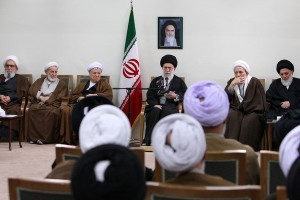 Meeting of Iran's Guardian Council (Photo Credit: IranWire)