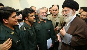 Khamenei Thanks IRGC for Capturing US Boats and Detaining Navy Personnel (Photo Credit: Fars News)