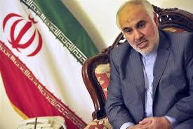 Iranian Ambassador to Lebanon Mohammed Fathali (Photo Credit-IRNA )