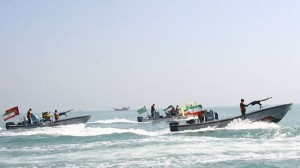 IRGC Navy Speed Boats (Photo Credit- IRNA)