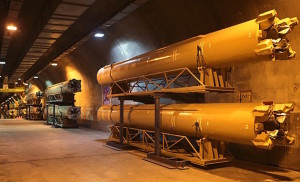 Might of Velayat Missiles (Photo Credit- AFP)