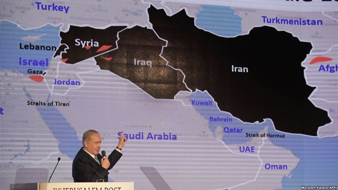 Benjamin netanyahu we have to act now against iran the iran israel wont allow iran to establish a military base in syria israeli prime minister benjamin netanyahu said as he called on the world to halt irans gumiabroncs Image collections