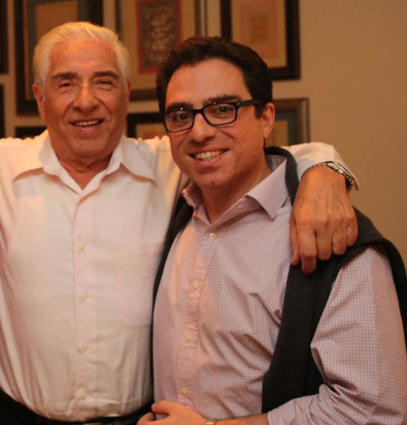 Baqer and Siamak Namazi