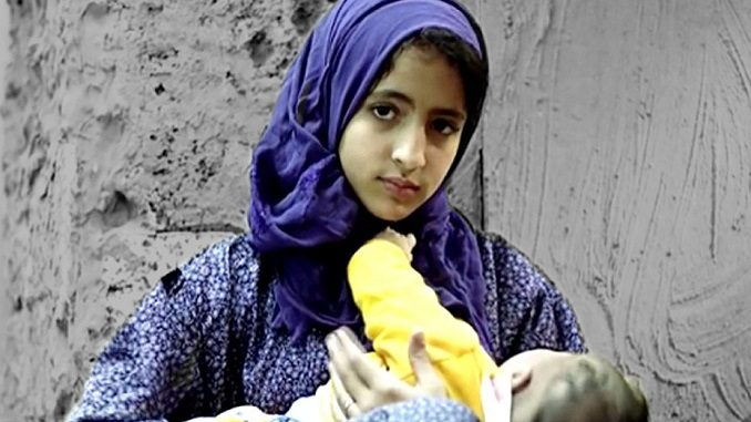 Child marriage in Iran